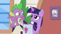 "Spike ""might just be a you thing"" S9E5"