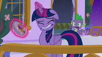"""Spike """"we just need to reset the amulet"""" S9E13"""