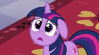 Twilight ear drop scared S3E2