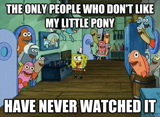 FANMADE My Little Pony x SpongeBob meme.jpg