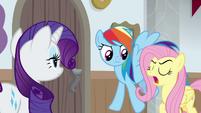 """Fluttershy """"I'm gonna ask them politely!"""" BGES3"""