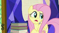 """Fluttershy """"ever since the map called us?"""" S5E23"""