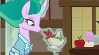 Mistmane mixing magical potions S7E16
