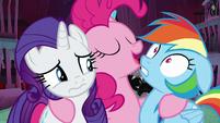 "Pinkie Pie ""your secret's safe with me"" S8E26"