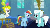 """Rainbow Dash """"go ahead and call me"""" S6E7"""