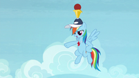 "Rainbow Dash ""whatever it is"" S9E15"
