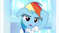 Rainbow feeling hurt S5E5