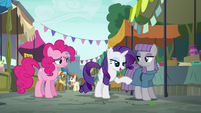 Rarity --I want to get one more picture-- S6E3