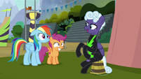 """Rolling Thunder """"used to be Wonderbolts"""" S8E20"""