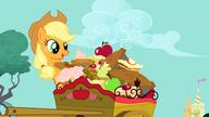 S01E03 Arsenał jabłkowych wyrobów Applejack