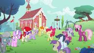 S02E06 Apple Bloom rozpoczyna ćwiczenia