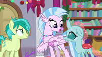 Silverstream -it used to be only one day- S8E16