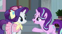 """Starlight """"come to Twilight's class with me"""" S8E17"""