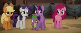 "Twilight Sparkle ""Spike isn't for sale"" MLPTM"