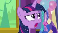 "Twilight Sparkle ""what's so funny"" S7E1"