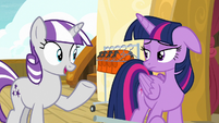 Twilight Velvet -I could could race your brother- S7E22
