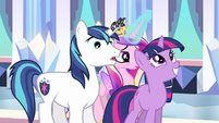 Twilight going to be great S3E1