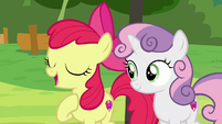 Apple Bloom -Cutie Mark Day Camp is all about- S7E21