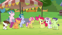Crusaders and campers happy together S7E21