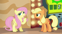 """Fluttershy """"if only there was a pony"""" S6E20"""