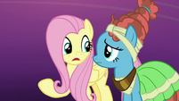 """Fluttershy """"they'd be gone forever?"""" S7E26"""