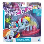 MLP The Movie Rainbow Dash Undersea Sports packaging