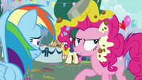 "Pinkie Pie ""or give to charity"" S7E23"