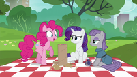 """Pinkie Pie """"this is incredible!"""" S6E3"""