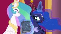 """Princess Luna """"discover what happened to him"""" S7E25"""