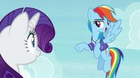 "Rainbow Dash ""'cause this time"" S8E17"