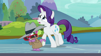 """Rarity """"I absolutely must have a model"""" S8E11"""