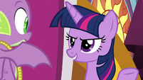 """Twilight """"we're up to the challenge"""" S9E24"""