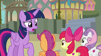 """Twilight """"whoever said that he had to choose?"""" S8E6"""