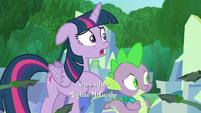 Twilight --I'm a pony!-- S5E26