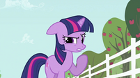 """Twilight Sparkle """"Must be angry"""" S2E03"""
