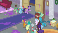 Twilight Sparkle -after we finish cleaning- S8E16
