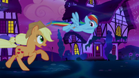 """Applejack """"how are we even gonna know"""" S5E13"""