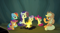 Applejack -for his incredible strength- S7E16