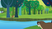 Beavers happy S03E10