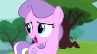 "Diamond Tiara ""And she's an alicorn"" S4E15"