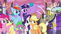 """Discord """"what about me?"""" S9E17"""