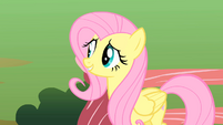 "Fluttershy ""Of course"" S1E17"