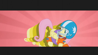 Fluttershy ready to get the dragon S1E7