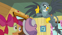 Gabby --if anypony can make it happen-- S6E19
