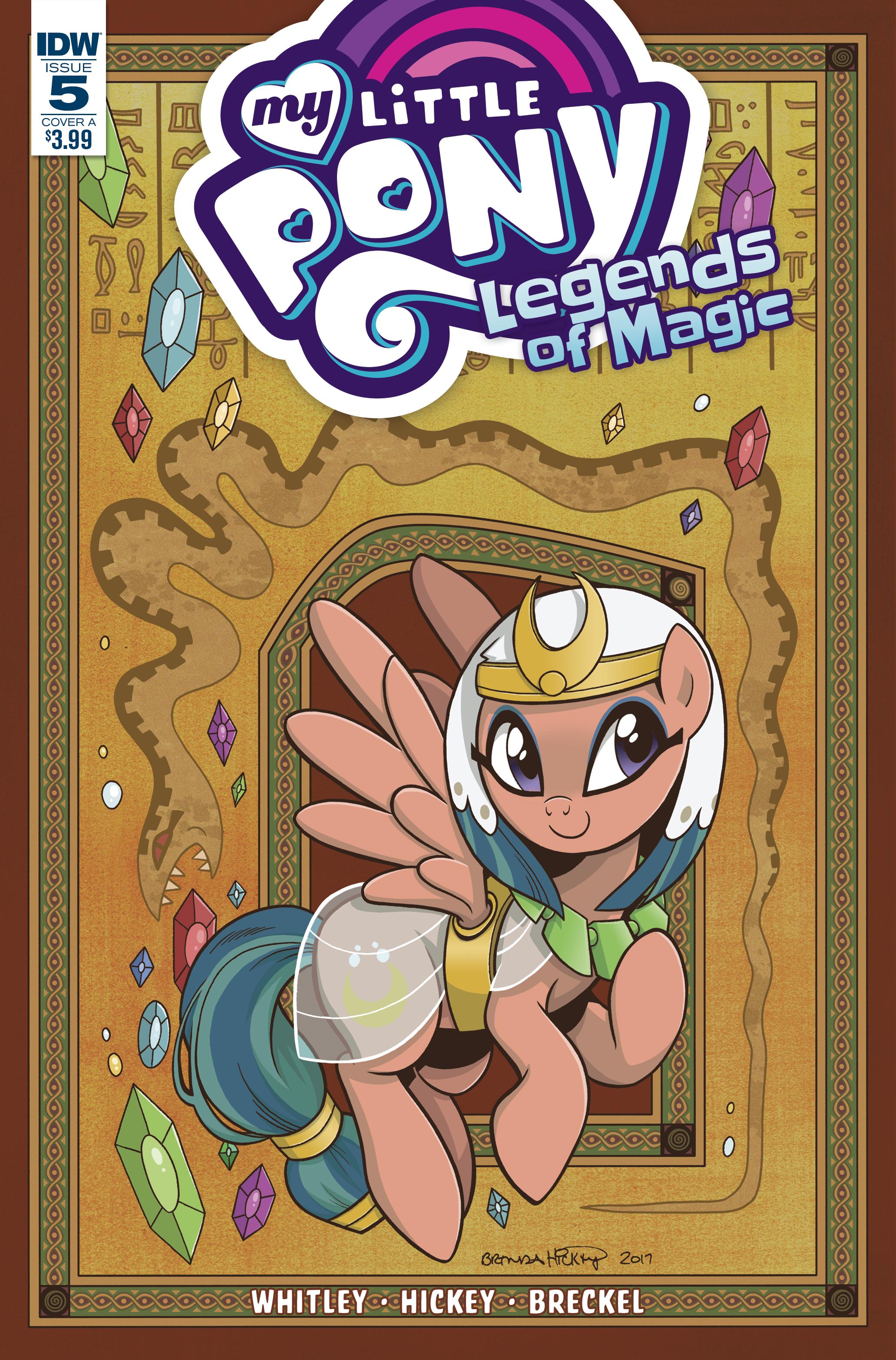 Legends of Magic Issue 5