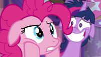 """Pinkie Pie """"I guess that makes sense"""" S9E16"""