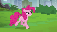 """Pinkie Pie """"I know what this is about"""" S6E3"""
