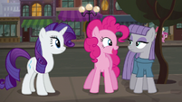Pinkie Pie --can't wait 'til next year's-- S6E3
