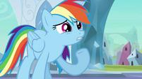 Rainbow 'I got nothin'!' S3E1