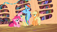 Rainbow Dash don't you know S2E10